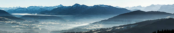 Bregenz Forest Panorama – Foto