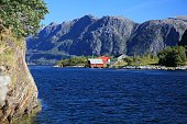 istock Bremangerlandet in Norway 1335195787