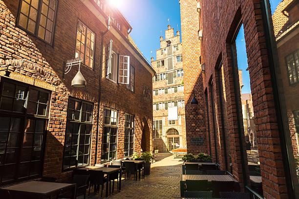 Böttcherstreet de Bremen - foto de stock