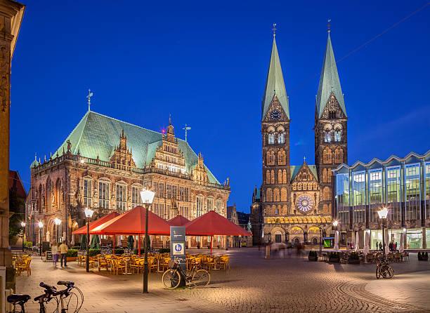 Bremen, Alemania - foto de stock