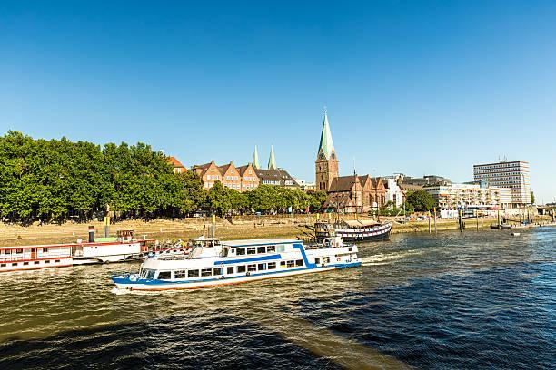 Bremen in Germany stock photo