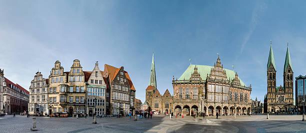 Bremen stock photo