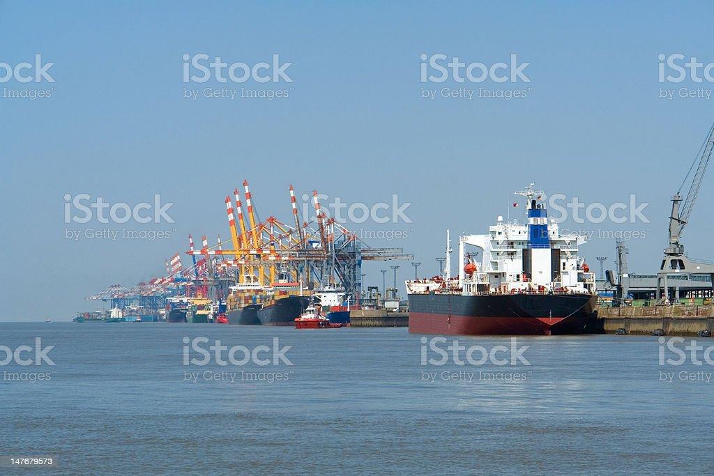 Hafen von Bremerhaven – Foto