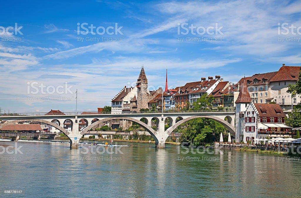 Bremgarten stock photo