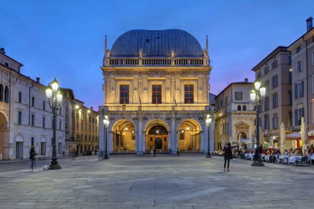 Brescia, Italien – Foto