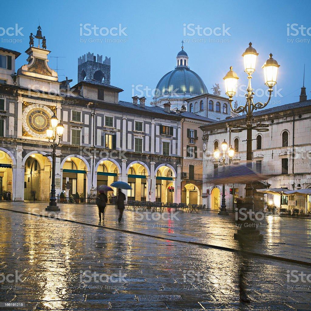 Brescia - foto stock