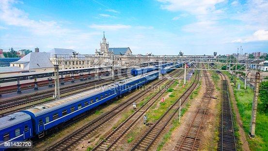 istock Brest City of Belarus 861432720