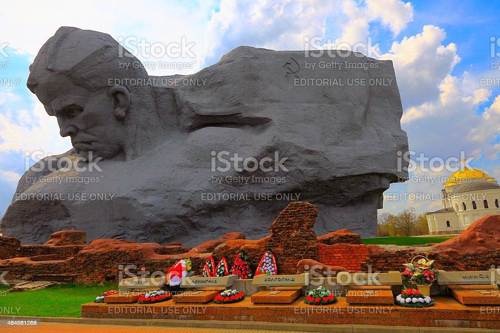 Brest forteresse soviétique War Memorial, de Biélorussie - Photo