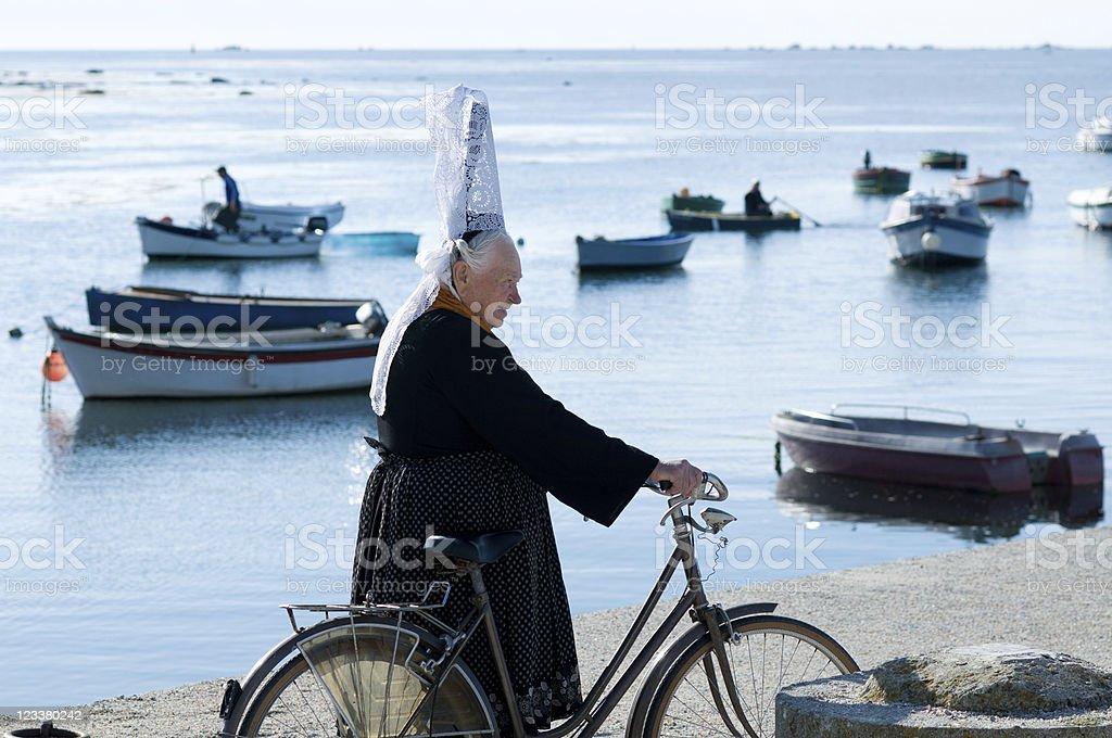 breton Kopfschmuck – Foto