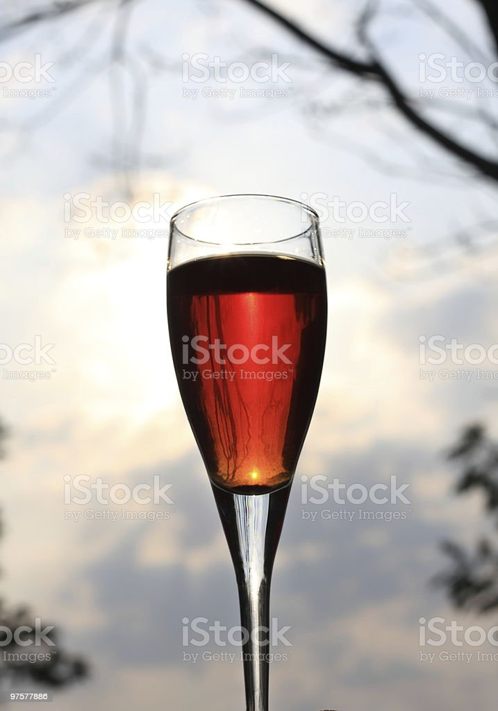 brewed indian tea royalty-free stock photo