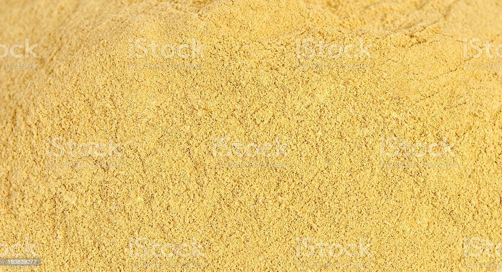 Brewer's Yeast stock photo
