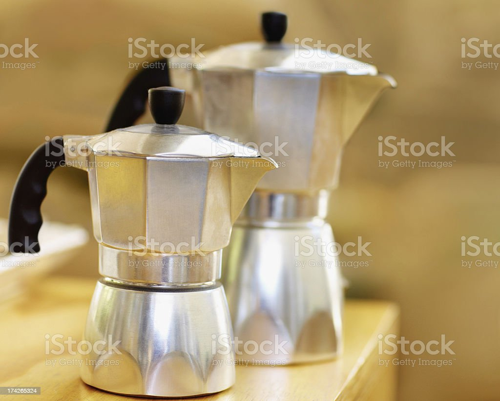 Brewing by tradition royalty-free stock photo