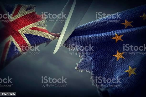 Brexit Concepto Foto de stock y más banco de imágenes de Accidentes y desastres