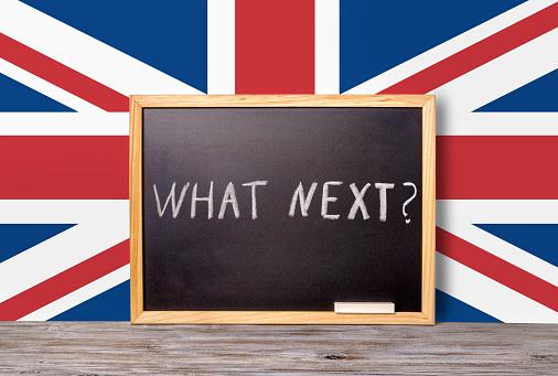 Brexit Uk Eu Referendum Concept For Out Of Great Britain Stockfoto und mehr Bilder von Abschied