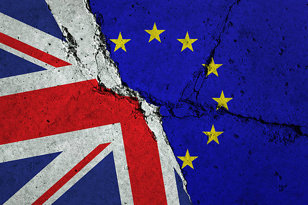 brexit - uk leave from european union - detachment stock pictures, royalty-free photos & images