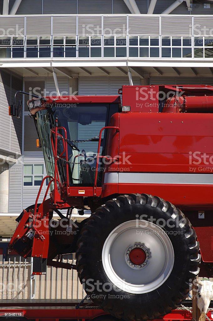 Brght Machinery stock photo
