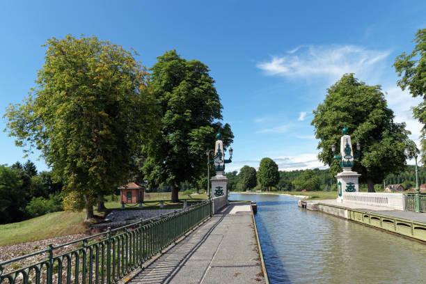 the Briare Canal Bridge - Photo