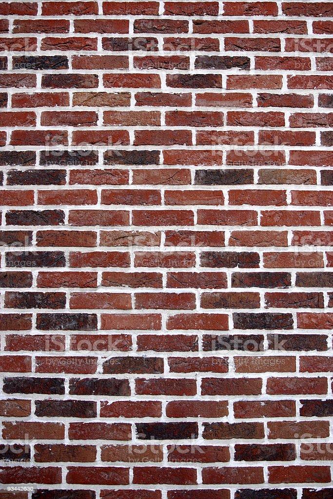 Brick Hintergrund Lizenzfreies stock-foto