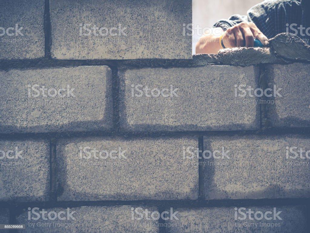 Brick Builder bauen Mauern – Foto