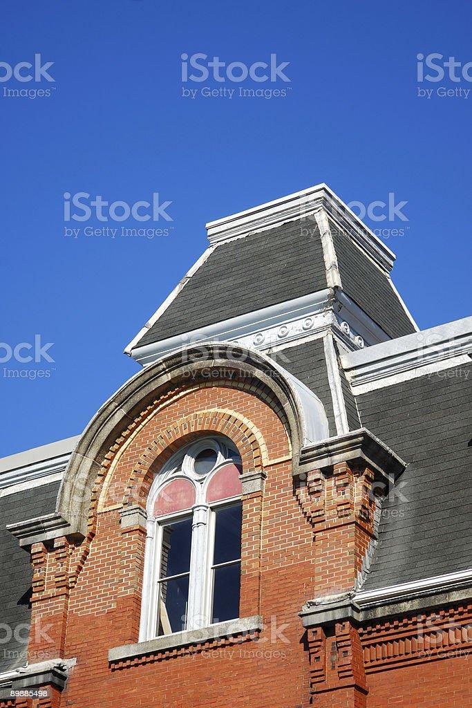 Backstein-Gebäude – Foto