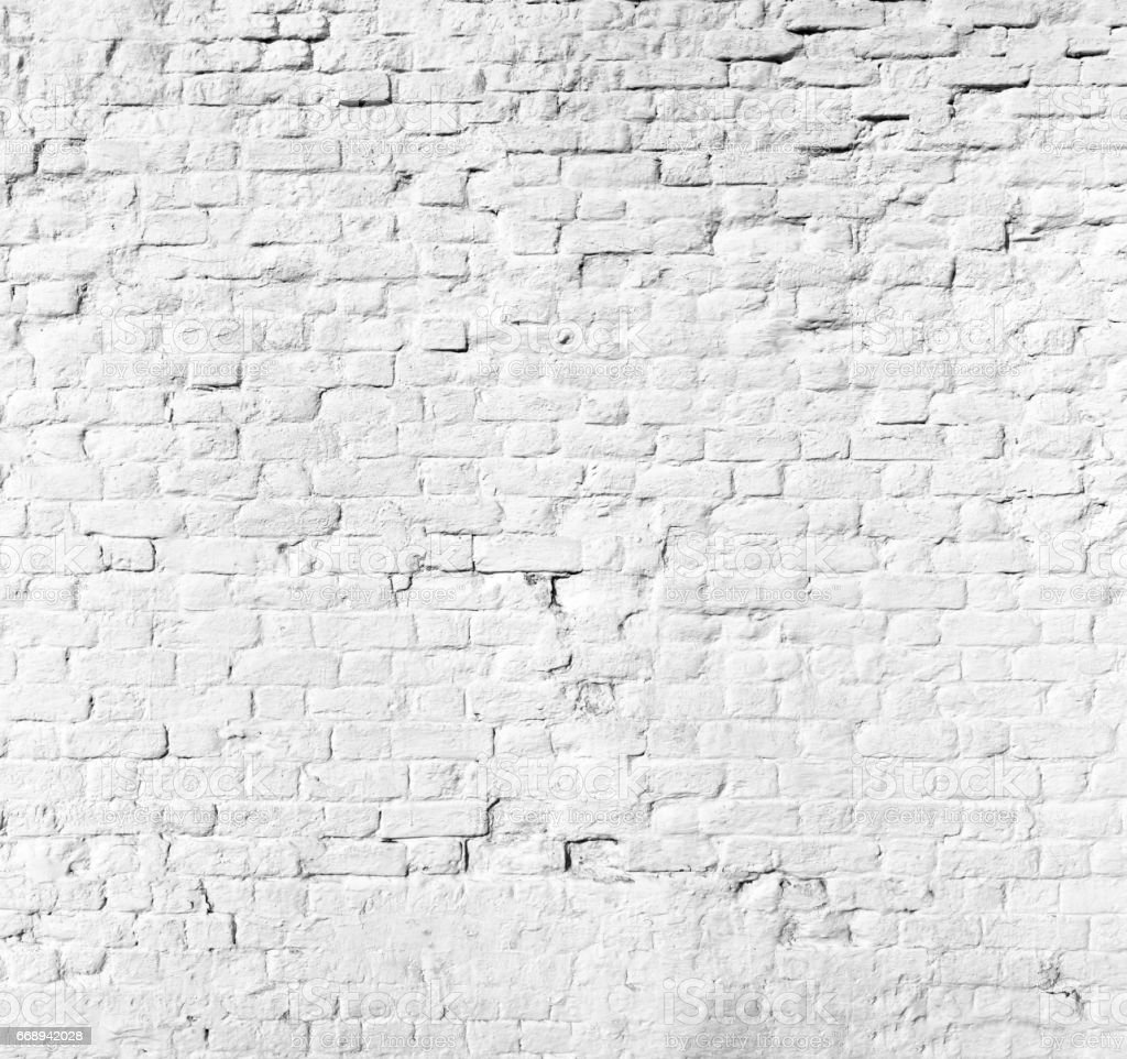 Hourwall Classicbrick Vintagewhite: Brick Grunge White Old Wall Texture Background 0명에 대한 스톡