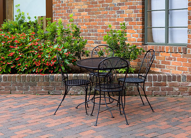 brick patio - Photo
