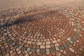 Brick Paver Circle