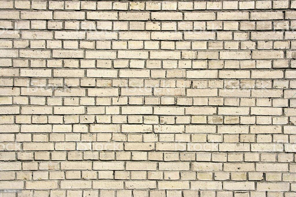 Brick texture royalty-free stock photo