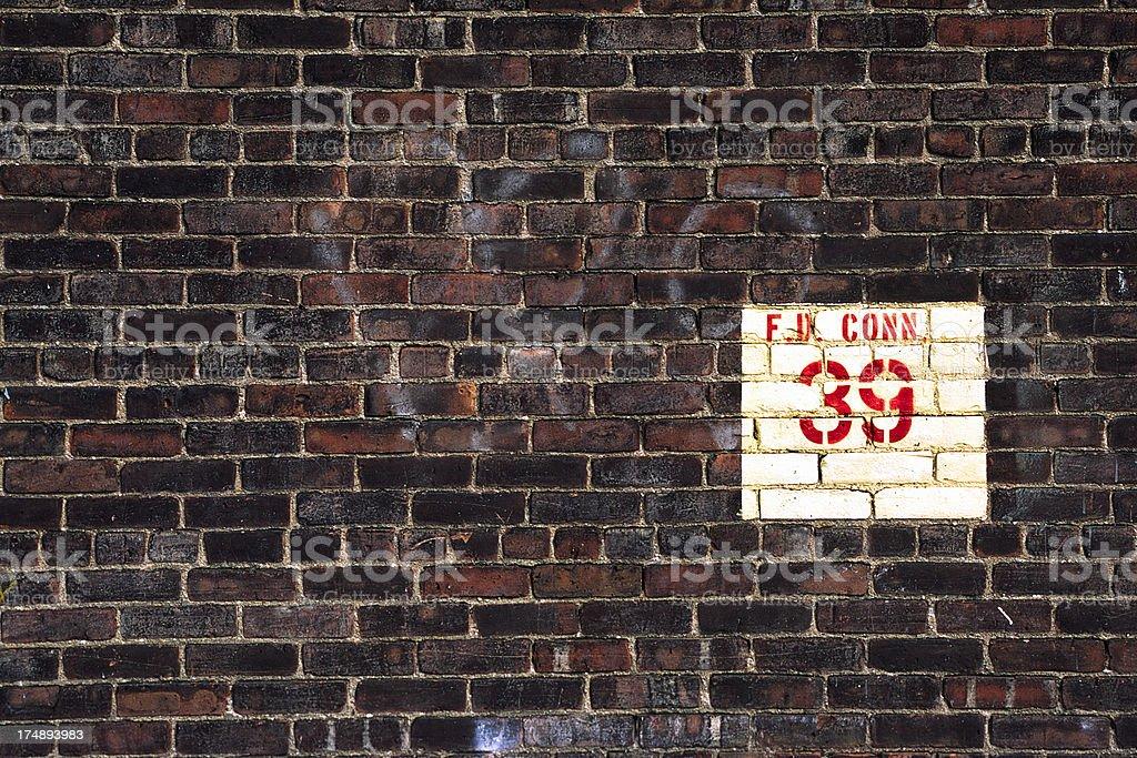 Brick wall, #39 stock photo