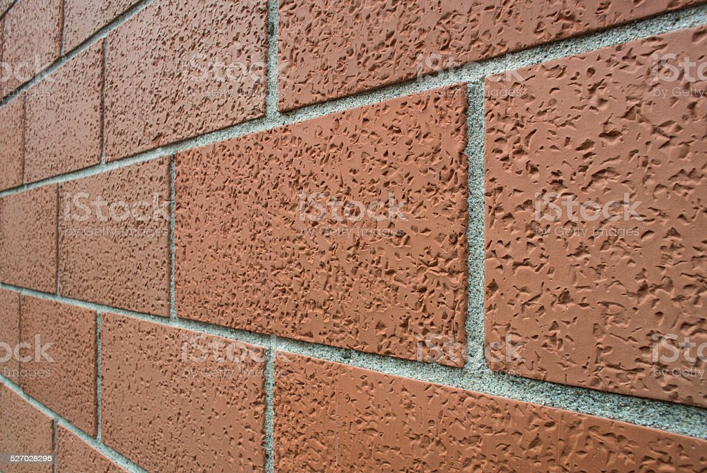 Brick Wall autdoor 免版稅 stock photo