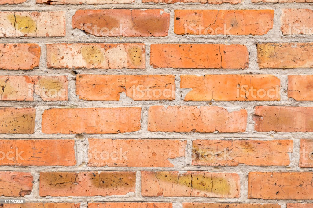 Brick Wall Background In High Resolution Stock Photo Download