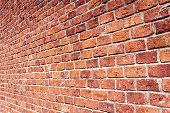 istock Brick wall background 1223059708