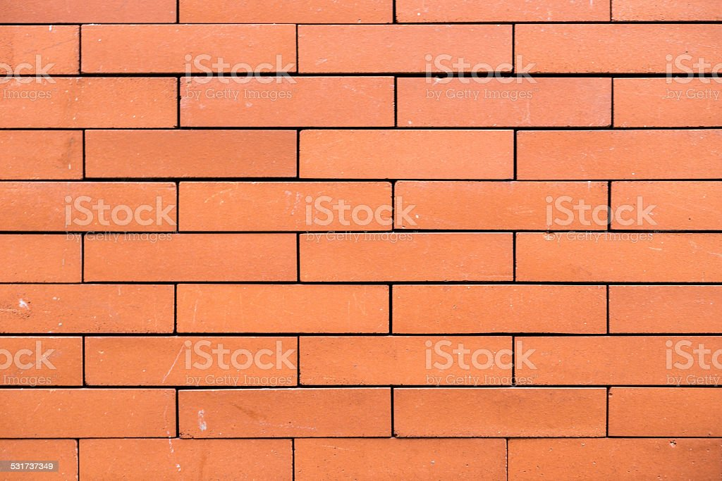 Fondo de pared de ladrillo - foto de stock