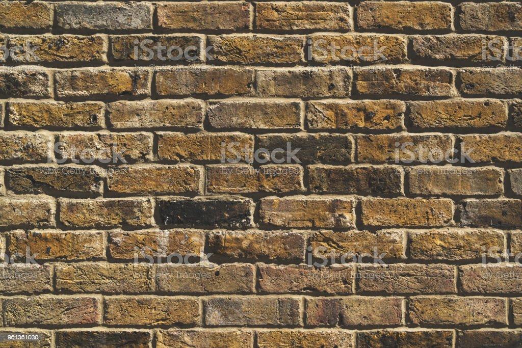 Fundo de parede de tijolo  - Foto de stock de Arquitetura royalty-free