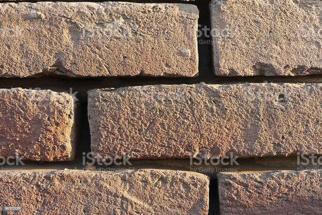 brick wall background royalty-free stock photo