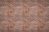 レンガの壁の背景 (3:2 形式)