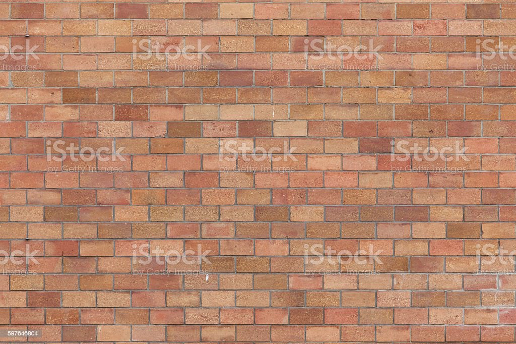 Brick wall. Background texture. – zdjęcie