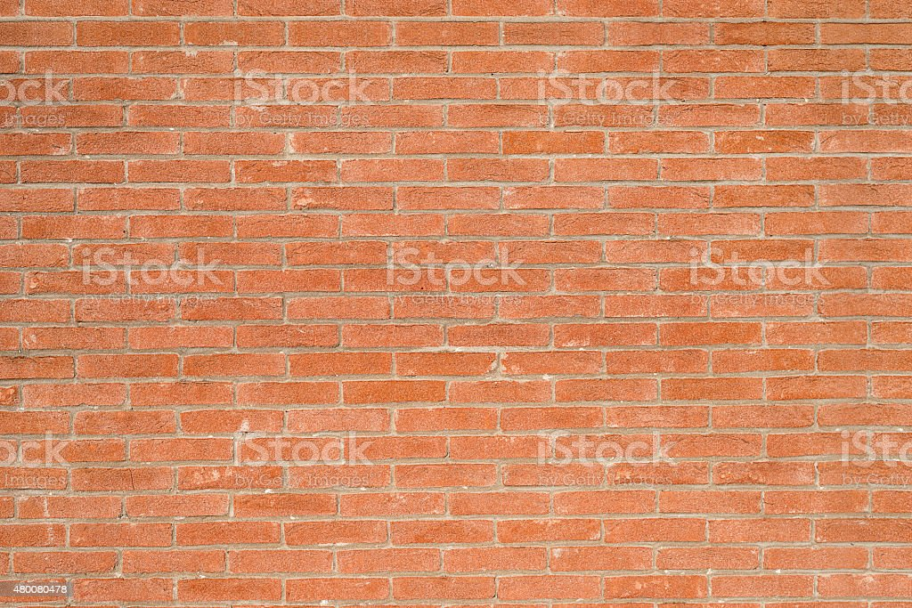 Brick Wall in Hi Resolution stock photo
