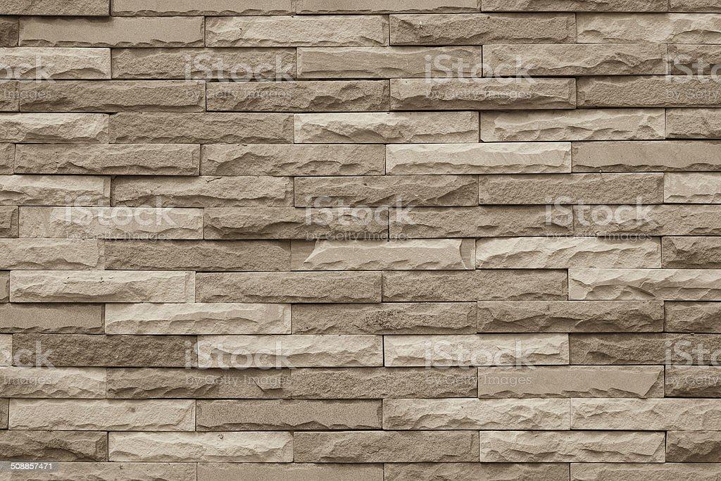 Brick wall pattern background and wallpaper stock photo