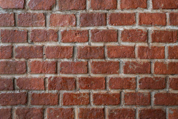 Brick wall pattern for background stock photo