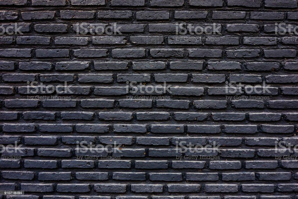 Brick wall pattern. stock photo