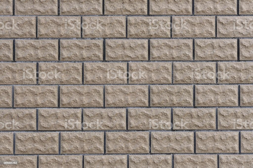 brick wall pattern royalty-free stock photo