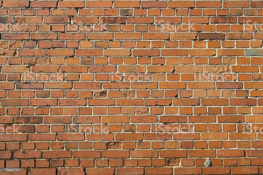 Mur z cegły zbiór zdjęć royalty-free