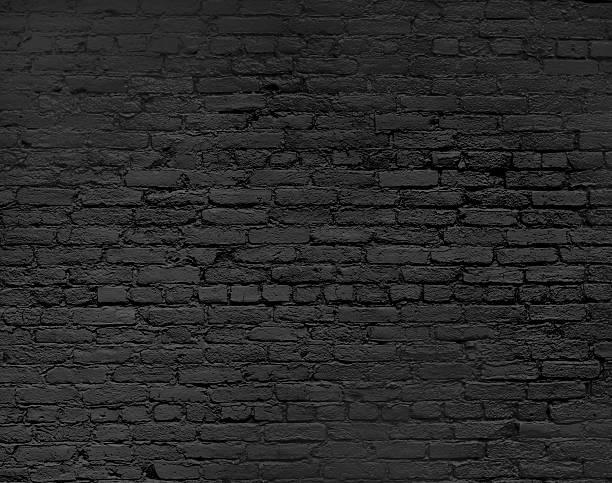 mur brique noir photos et images libres de droits istock. Black Bedroom Furniture Sets. Home Design Ideas