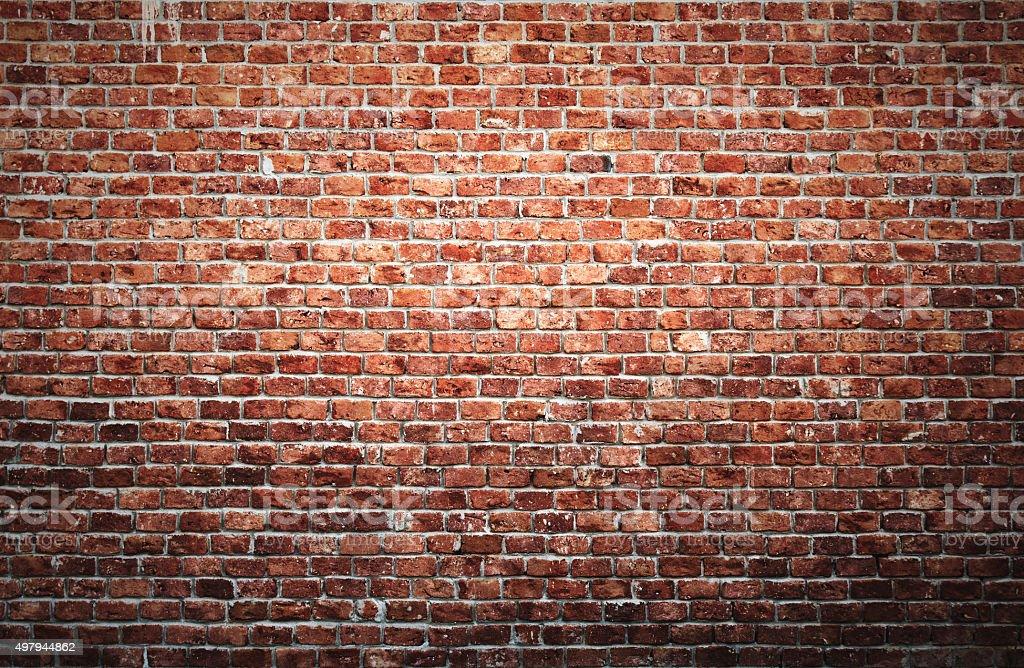 Brick wall foto