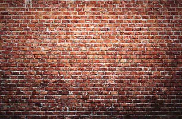 mur de briques - brique photos et images de collection