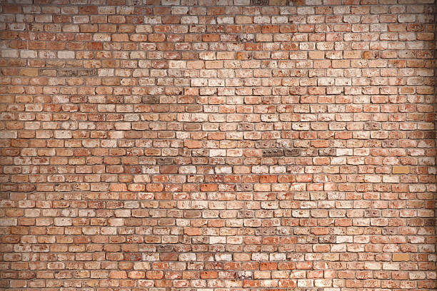 Parede de tijolo  - foto de acervo