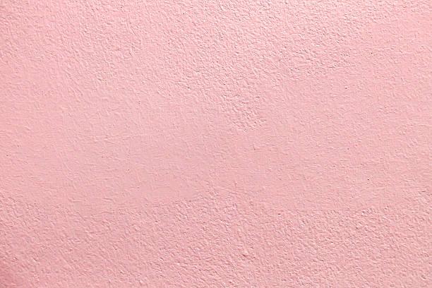 brick wall pink color background – zdjęcie