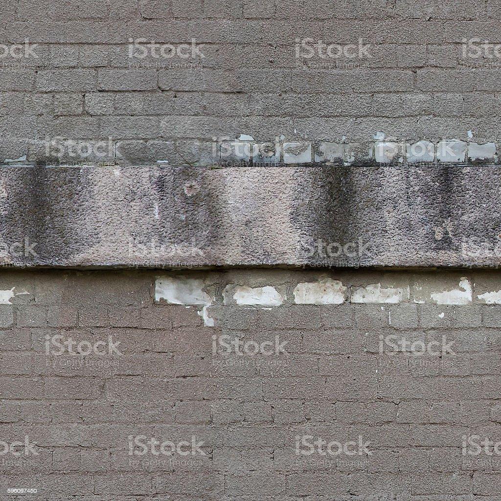 brick wall, seamless texture royalty-free stock photo