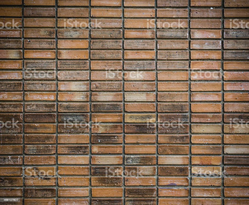 brick wall texture and background stock photo